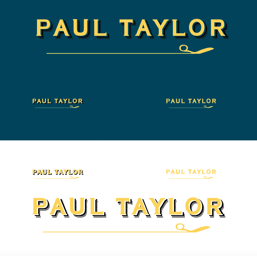 Paul Taylor Logo